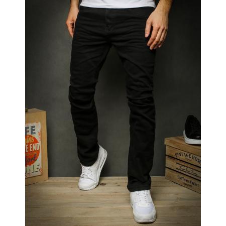 Pánské jeansy černé UX2323