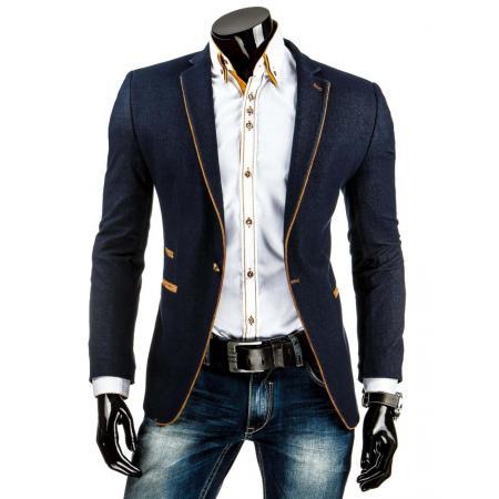 Elegantní pánské sako s moderním střihem