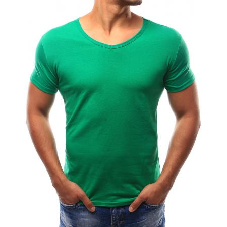 d956c557297 Pánské tričko ELEGANT zelené