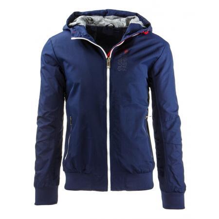 Pánská bunda (větrovka) tmavě modrá