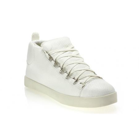 Pánské moderní boty (tenisky) GOV DENIM 008-3WH bílé