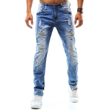 Panske riflove trictvrtecni kalhoty  710799a2dc