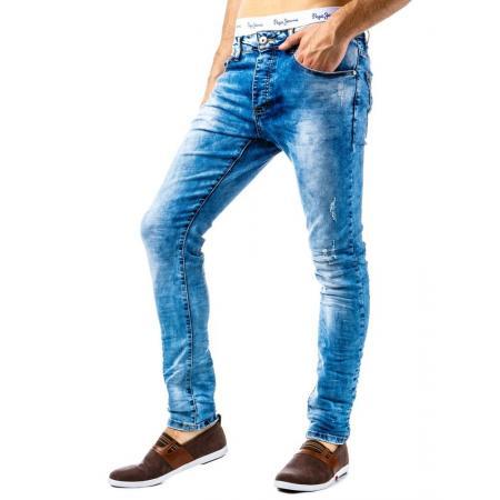 Pohodlné stylové pánské jeansy (džíny)