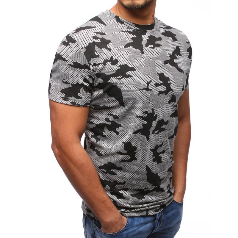 50a0ae878f3 Pánské tričko ORIGINAL s potiskem šedé