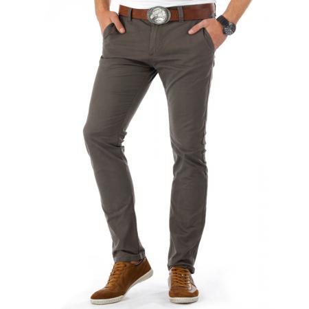 Pánské originální kalhoty antracitové