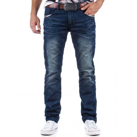 Moderní pánské jeansy (džíny)