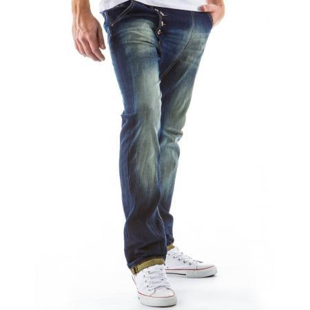 Stylové pánské džíny (jeansy)