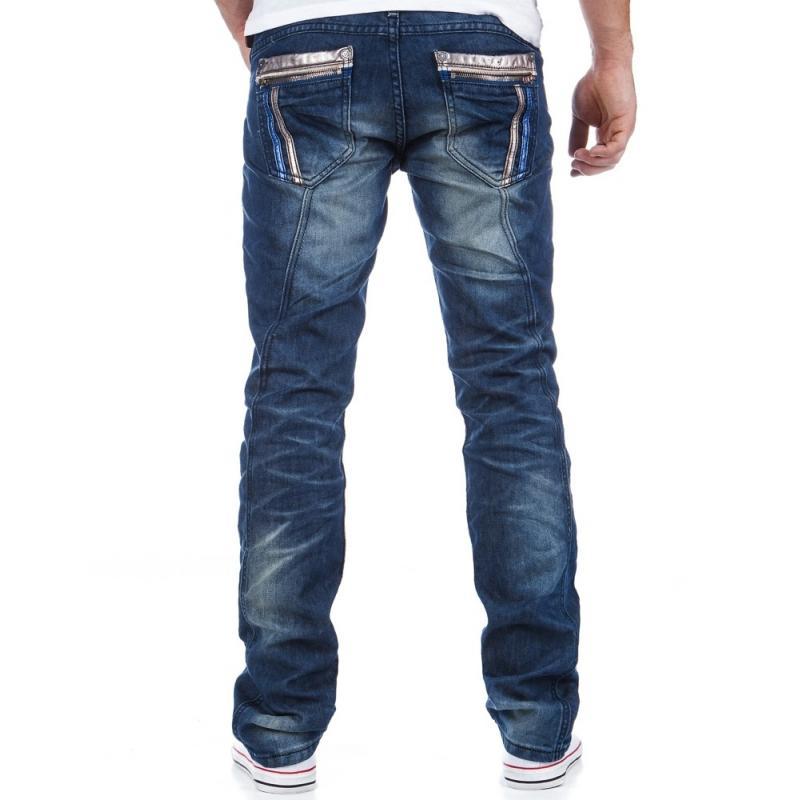 397962b844d Moderní pánské jeansy (džíny)