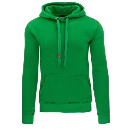 Pánská stylová mikina zelená