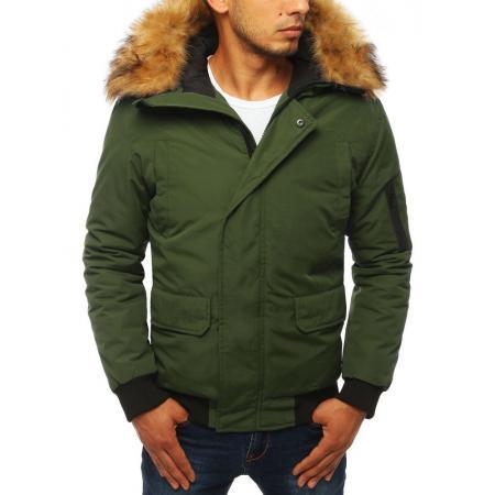Zimní pánská bunda WINTER khaki