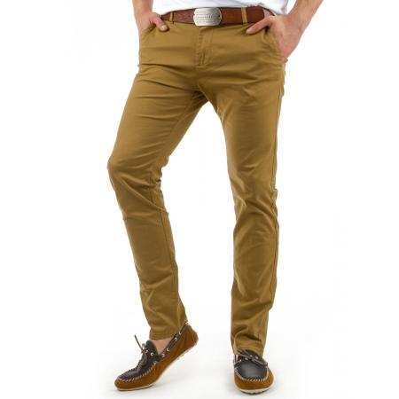 Pánské originální kalhoty pískové