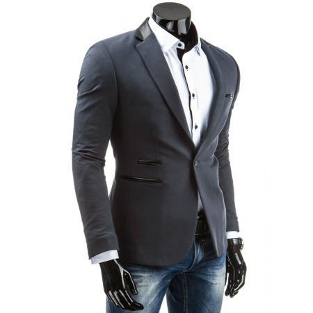 Elegantní pánské pohodlné sako