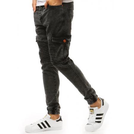 Pánské joggery kalhoty černé