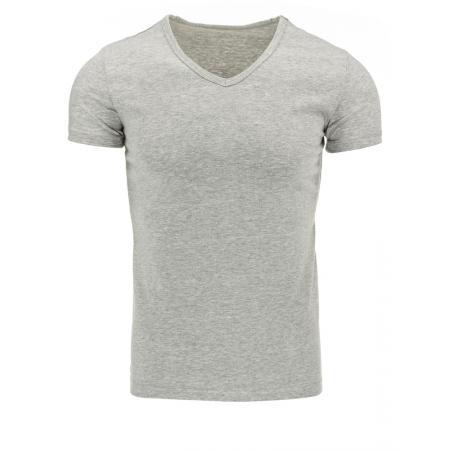 Pánské tričko (triko) šedé