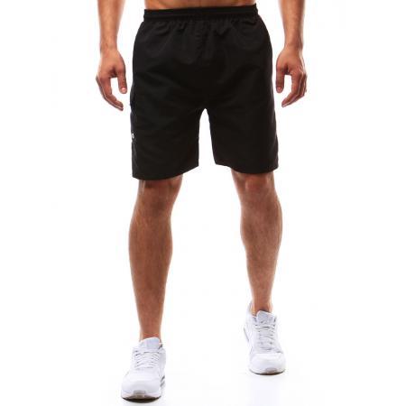 Pánské koupací šortky černé