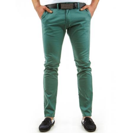 Pánské originální kalhoty zelené