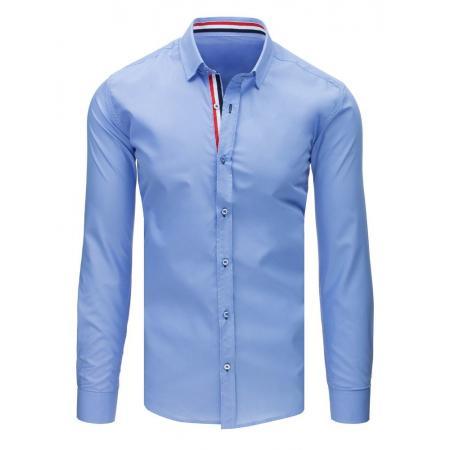 Pánské košile k džínám  9fb8fc93fc