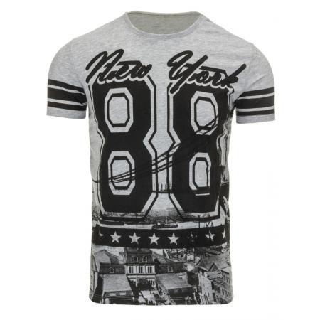 Pánské moderní tričko s potiskem (triko) s potiskem