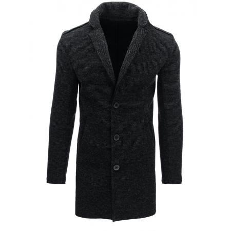 Pánský kabát STYLE černý