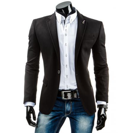 Elegantní pohodlné pánské sako