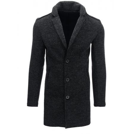Pánský kabát STYLE antracitové
