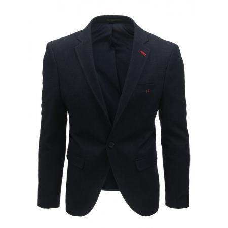 Elegantní pánské sako granátové