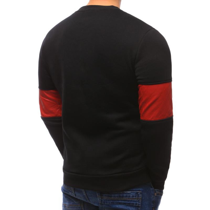 43feb71746db Pánská stylová mikina černá