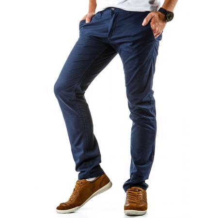 Pánské originální kalhoty tmavě modré