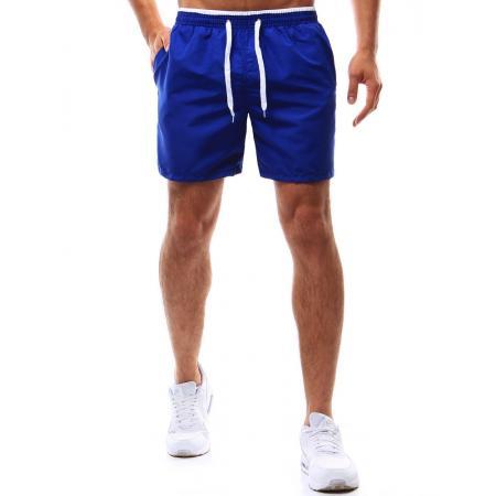 Pánské modré koupací šortky