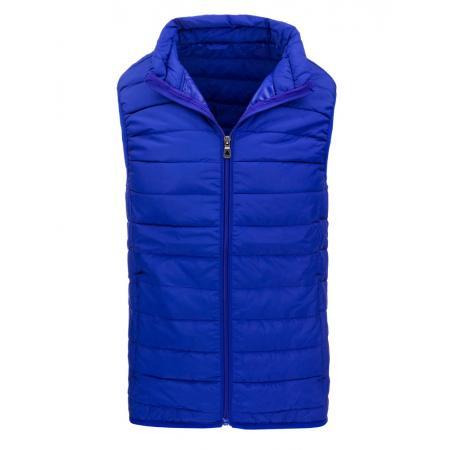Pánská vesta světle modrá