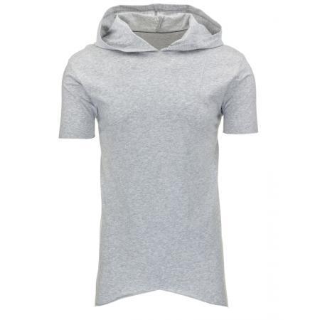 Stylové pánské tričko s kapucí