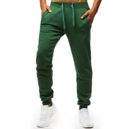 cecd6337a88 Manzesterove panske kalhoty zelene
