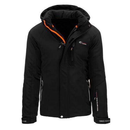 Pánská zimní lyžařská bunda - nepromokavá a prodyšná