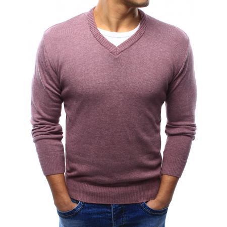 Pánský svetr růžový